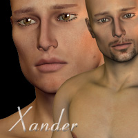 Xander M4 3D Figure Essentials PureEnergy
