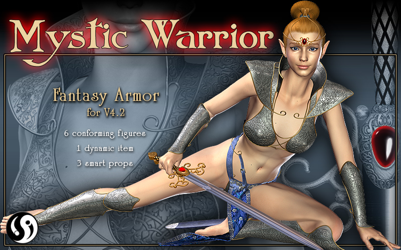 Mystic Warrior V4.2 outfit
