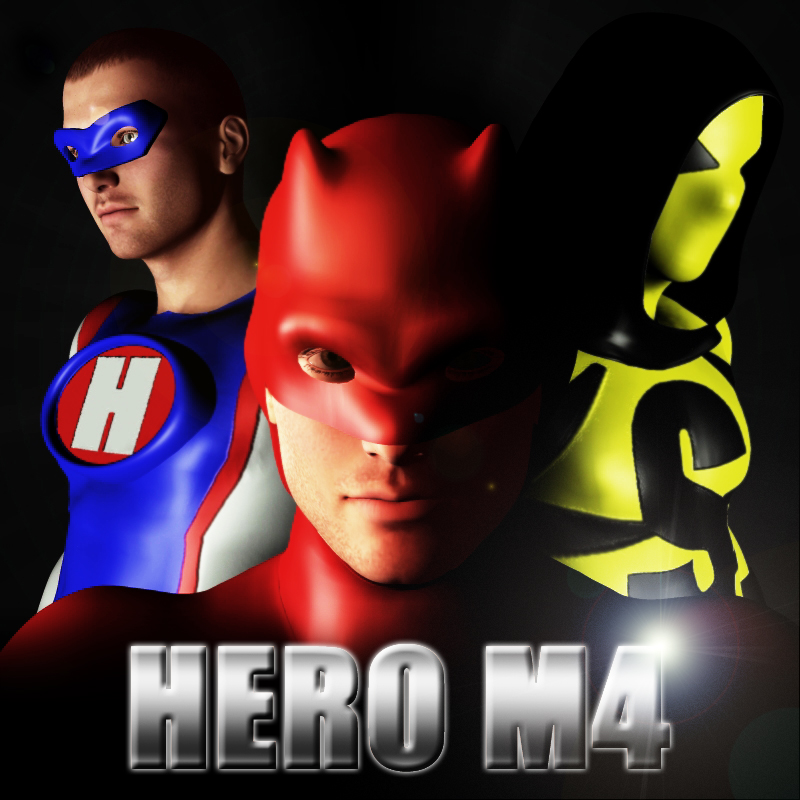 HERO M4 by adamthwaites