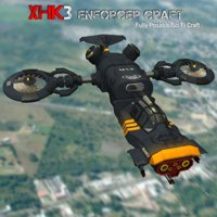 XHK3 Themed Transportation Props/Scenes/Architecture Simon-3D