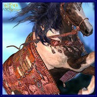 Native Costume by Daio-TRIBES Themed Animals renapd