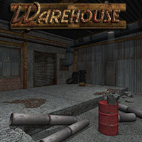 Warehouse 3D Models PuzzWizz