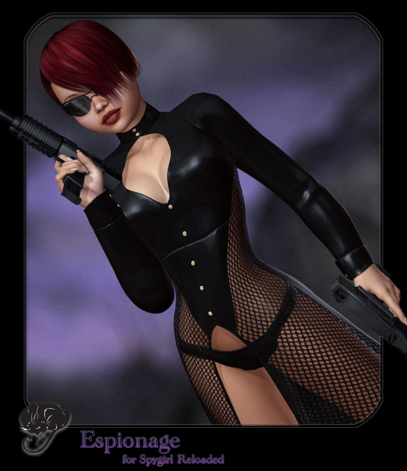 Espionage for Spy Girl Reloaded