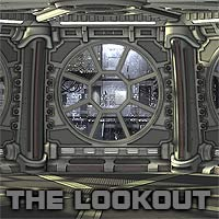The Lookout Props/Scenes/Architecture Themed coflek-gnorg