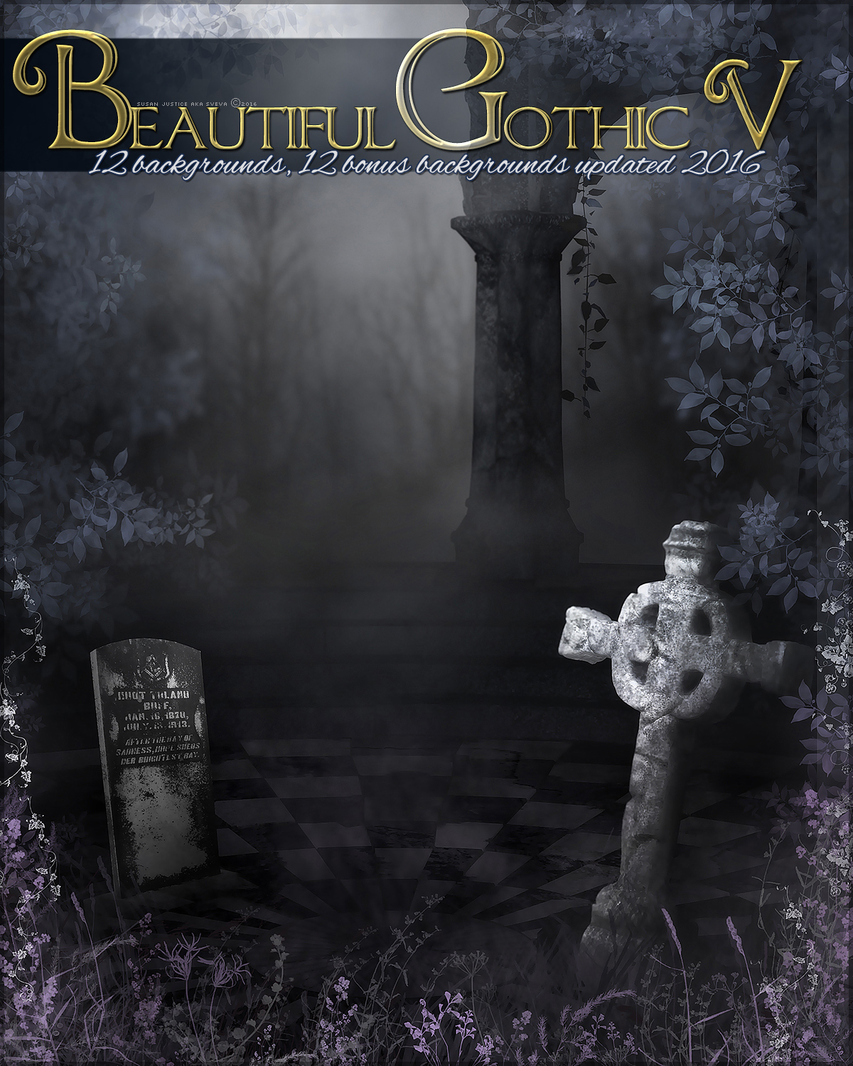 Beautiful Gothic V: Nightfall