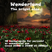 Wonderland - The Bright Side  capelito