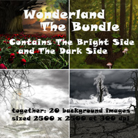 Wonderland - The Bundle  capelito