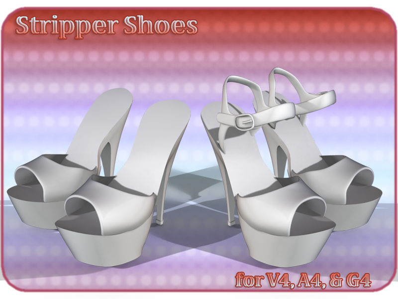 Stripper Shoes