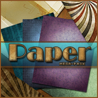 Paper Mega-Pack 2D Graphics Sveva