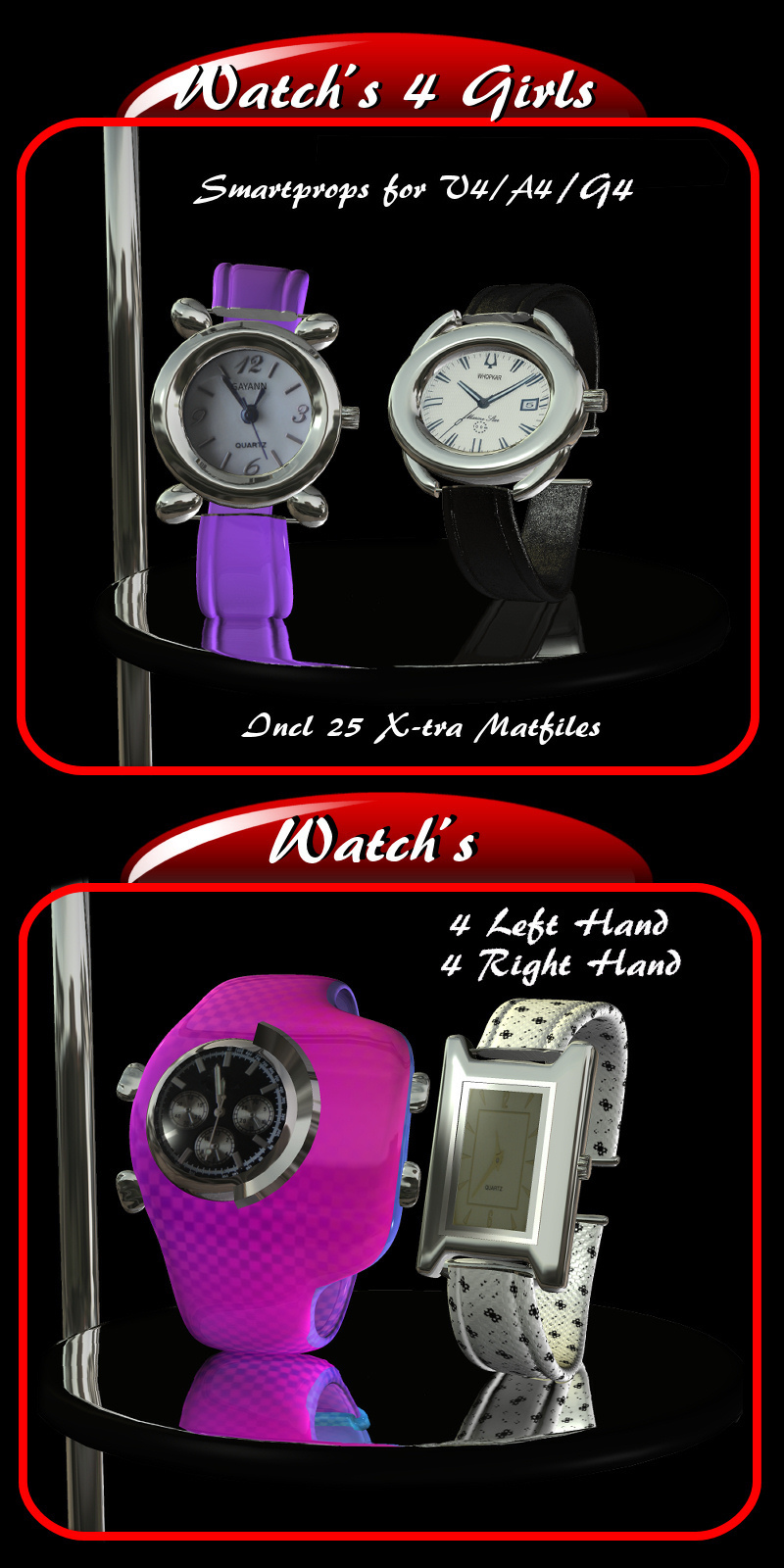 Watchs 4 Girls