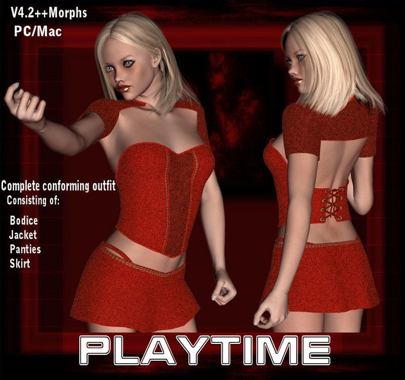 Play Time for V4 by sanbie