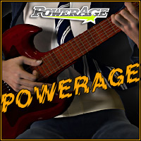 POWERAGE Themed Clothing Props/Scenes/Architecture powerage
