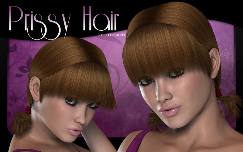 Prissy Hair for V4/A4/G4