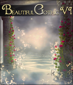 Beautiful Gothic VI: Eden 2D Graphics Sveva
