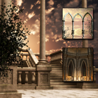 Sumptuous Scenery Background Set 2D 3D Models dantescanto