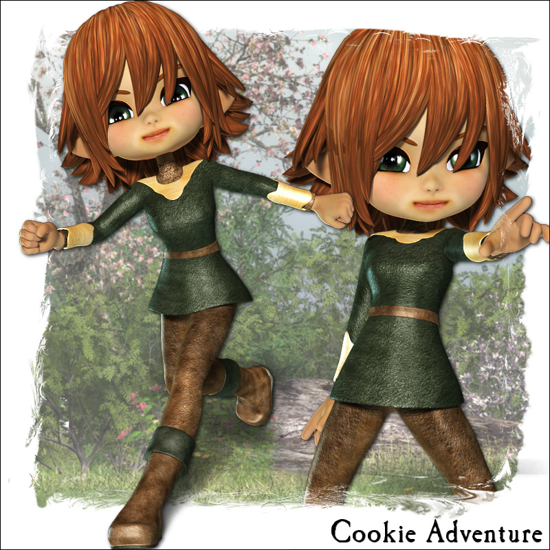 Cookie Adventure