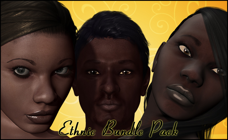 Ethnic Bundle Pack