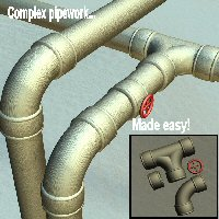 pipework set 3D Models chasfh