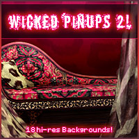 Wicked Pinups 2! 2D Sveva