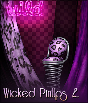 Wicked Pinups 2! 2D Graphics Sveva