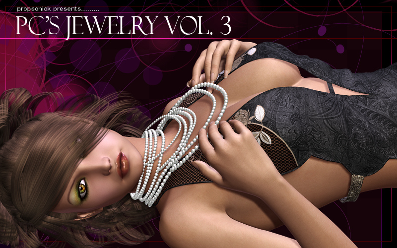 Pc's Jewelry Vol. 3