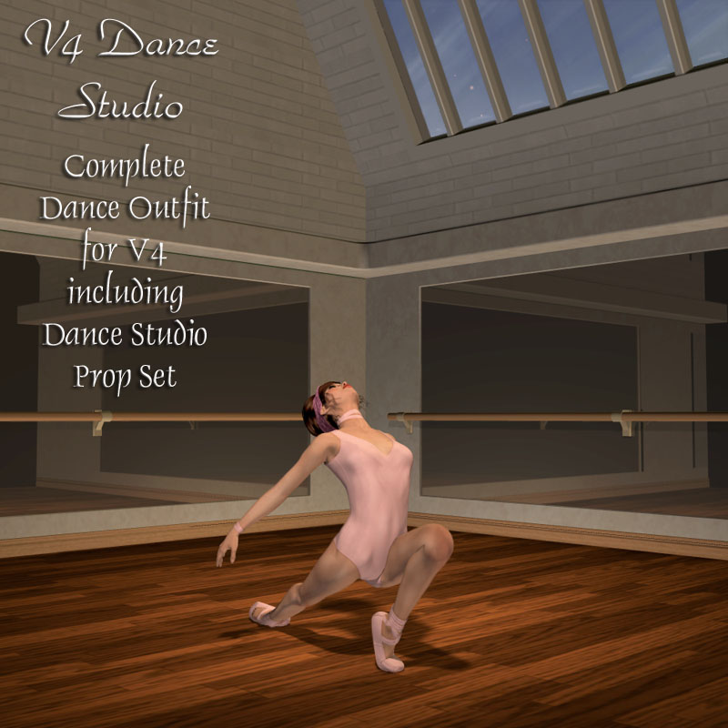 The V4 DanceStudio Set