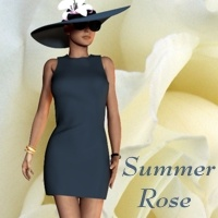AW Summer Rose 4 V4 3D Models 3D Figure Essentials awycoff