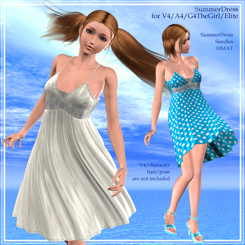 SummerDress for V4/A4/G4