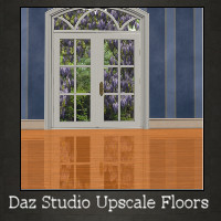 Upscale Floors For Daz Studio 3D Figure Essentials Khory_D