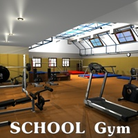 School Gym Poses/Expressions Props/Scenes/Architecture Themed greenpots