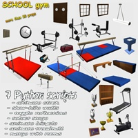 School Gym image 1