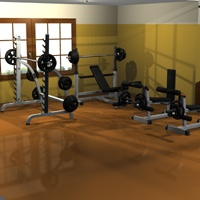 School Gym image 3