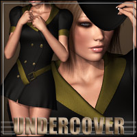 SECRETS: Undercover for V4/A4/G4 Themed Clothing outoftouch