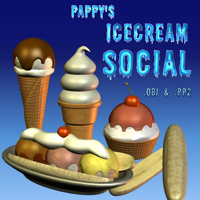 IceCream Social