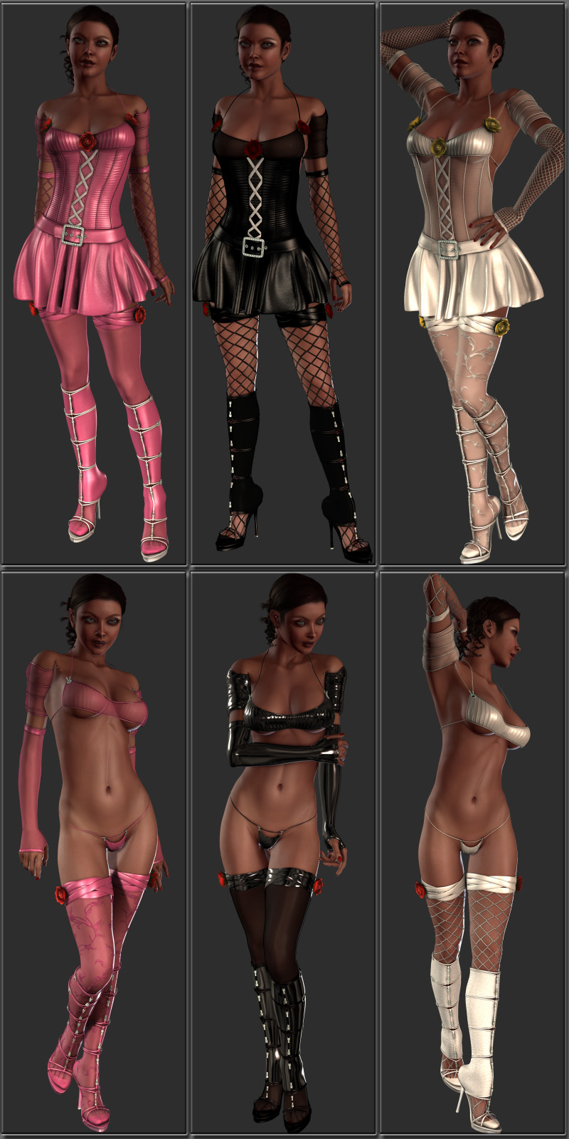 Wind of Yesim Bundle for Victoria 4.2 + <br />Bonus (62 Camera) by jasmina