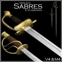 Merlin's Sabres 3D Models 3D Figure Essentials Merlin_Studios
