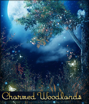 Charmed Woodlands 2D Graphics Sveva