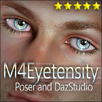 M4 Eyetensity 3D Figure Essentials addy