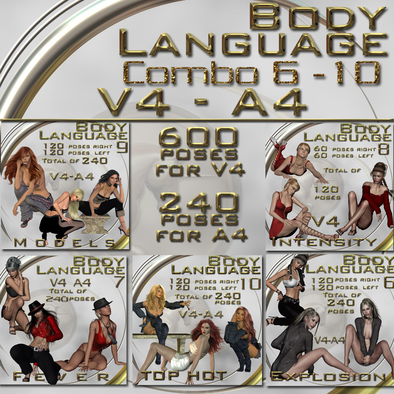 Body Language Combo 6-10- for V4 and A4