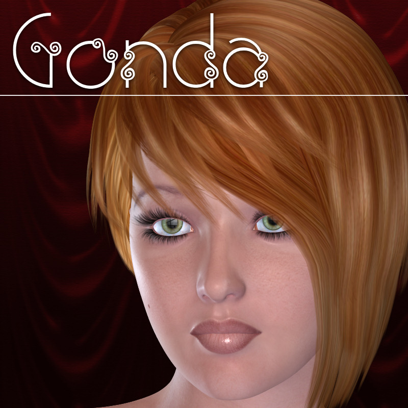Gonda, the pet