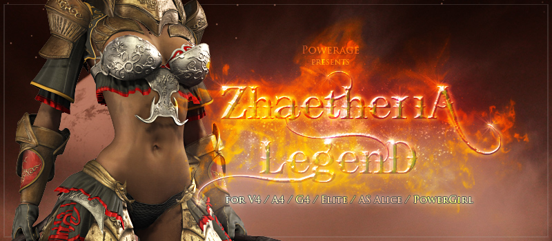 Zhaetheria Legend