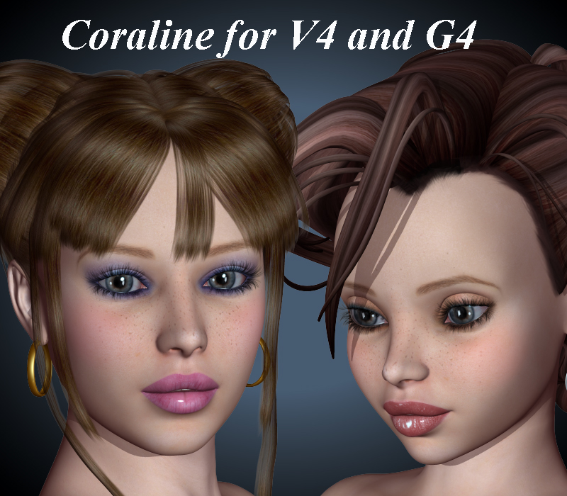 Coraline for V4 and G4