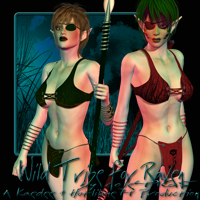 Wild Tribe for Raven Character and Outfit by Cole4965  hotlilme74