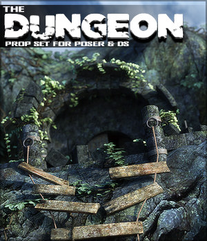 The Dungeon 3D Models Sveva