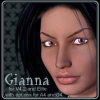 Gianna for V4.2 and Elite  kittystavern