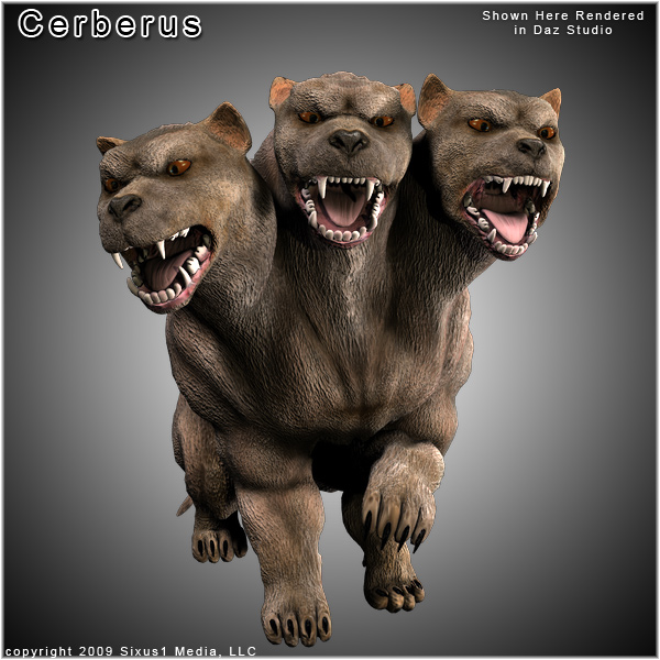Myths & Legends: Cerberus