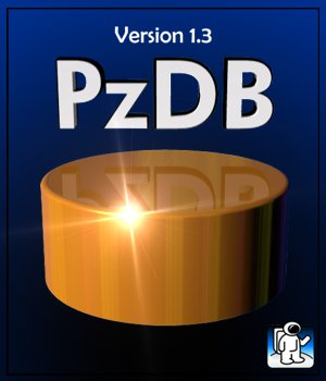 PzDB 1.3 2D Software Rocketship3D