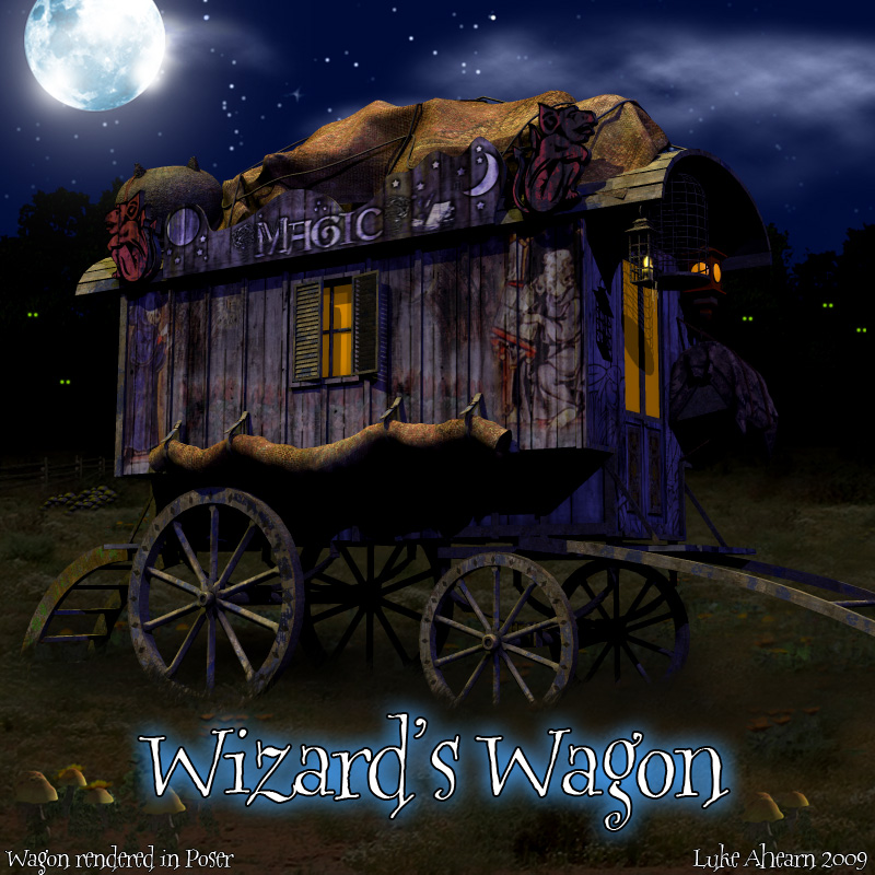 The Wizard's Wagon