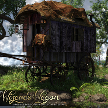 The Wizard's Wagon image 1