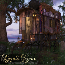 The Wizard's Wagon image 2